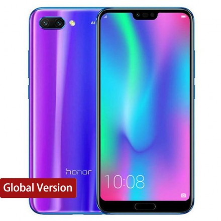 Huawei Honor 10 4/128Gb синий