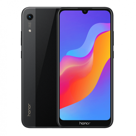 Huawei Honor 8a 3/32Gb черный