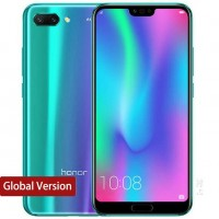 Huawei Honor 10 4/128Gb зеленый