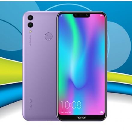 Huawei Honor 8c 4/64Gb фиолетовый