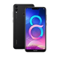 Huawei Honor 8c 4/64Gb черный
