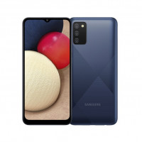 Samsung Galaxy A02s 3/32Gb синий