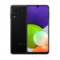 Samsung Galaxy A22 4/64Gb черный