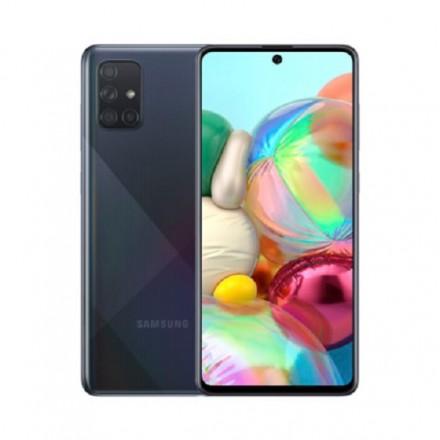 Samsung Galaxy A71 6/128Gb черный