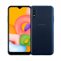 Samsung Galaxy M01 3/32Gb синий