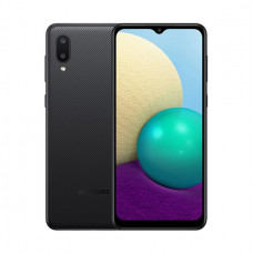 Samsung Galaxy A02 2/32Gb черный