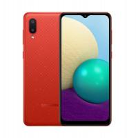 Samsung Galaxy A02 2/32Gb красный
