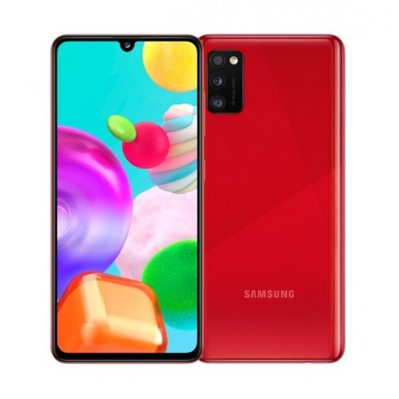 Samsung Galaxy A31 4/64Gb красный