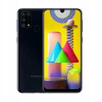 Samsung Galaxy M31 6/128Gb черный