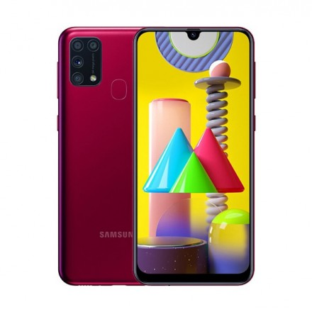 Samsung Galaxy M31 6/128Gb красный