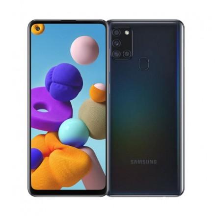 Samsung Galaxy A21s 3/32Gb черный