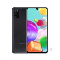 Samsung Galaxy A41 4/64Gb черный