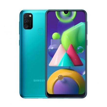 Samsung Galaxy M21 4/64Gb зеленый