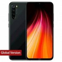 Xiaomi RedMi Note 8 4/128Gb черный