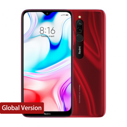 Xiaomi RedMi 8 3/32Gb красный