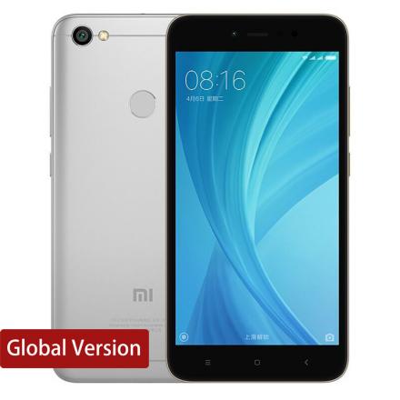 Xiaomi RedMi Note 5A 3/32Gb серый