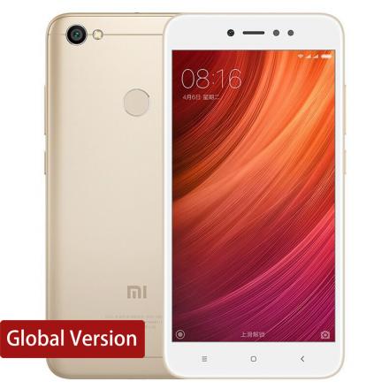 Xiaomi RedMi Note 5A 3/32Gb золотистый