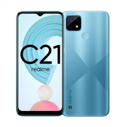 Realme C21 4/64GB синий