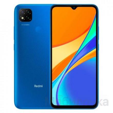 Xiaomi RedMi 9c  3/64Gb синий