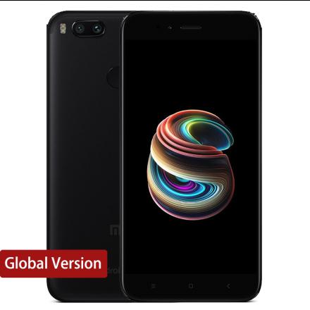 Xiaomi Mi A1 4/64Gb черный