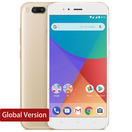 Xiaomi Mi A1 4/64Gb золотистый
