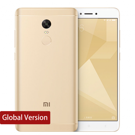 Xiaomi RedMi Note 4X 3/32Gb золотистый