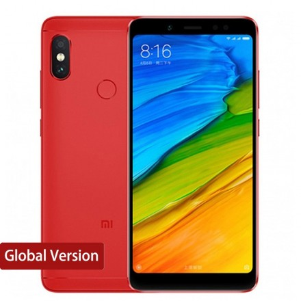 Xiaomi RedMi Note 5 3/32Gb красный