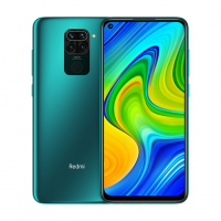 Xiaomi RedMi Note 9 4/128Gb зеленый