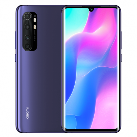Xiaomi Mi Note 10 Lite 8/128GB фиолетовый