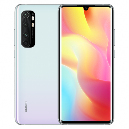 Xiaomi Mi Note 10 Lite 8/128GB белый