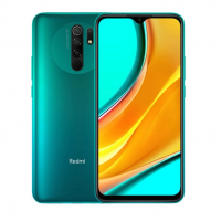 Xiaomi RedMi 9 4/64Gb зеленый