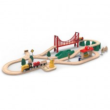 Xiaomi MITU Track Building Block Electric Train Set