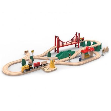 Xiaomi MITU Track Building Block Electric Train Set