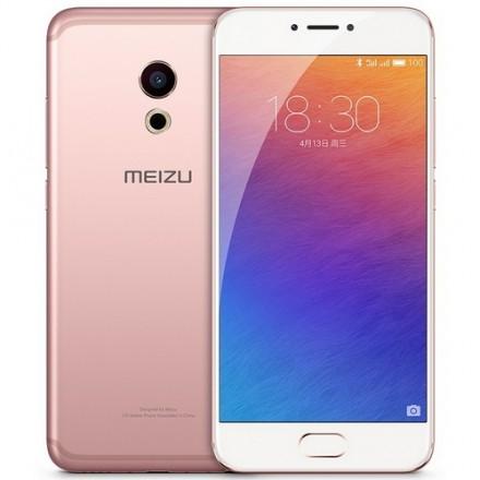 Meizu PRO 6s 4/64Gb розовый