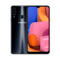 Samsung Galaxy A20s 3/32Gb черный