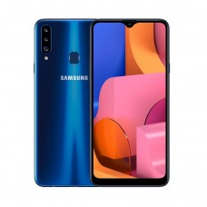 Samsung Galaxy A20s 3/32Gb синий
