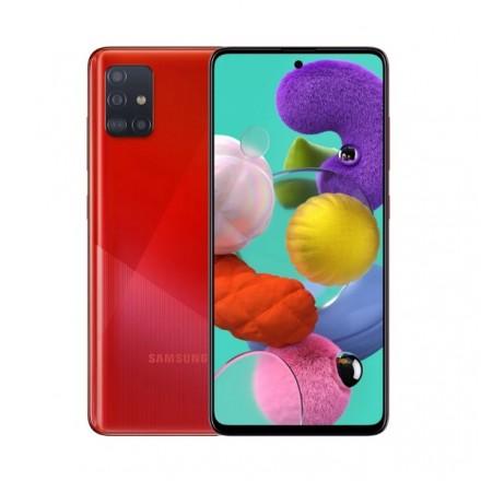 Samsung Galaxy A51 6/128Gb красный