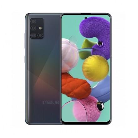 Samsung Galaxy A51 6/128Gb черный