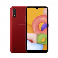 Samsung Galaxy A01 2/16Gb красный
