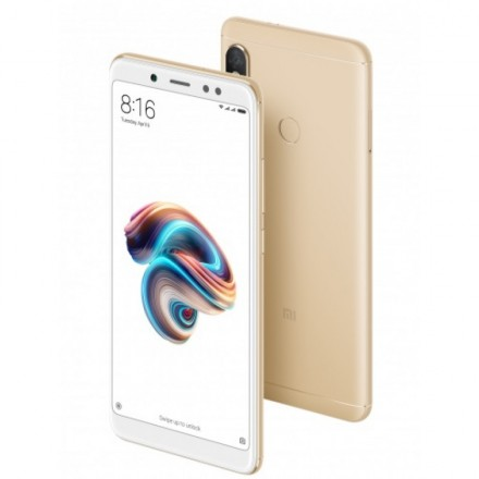Xiaomi RedMi Note 5 4/64Gb золотистый