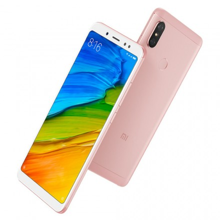 Xiaomi RedMi Note 5 4/64Gb розовый