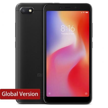 Xiaomi RedMi 6A 2/32Gb черный