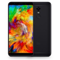 Xiaomi RedMi 5 Plus 4/64Gb черный