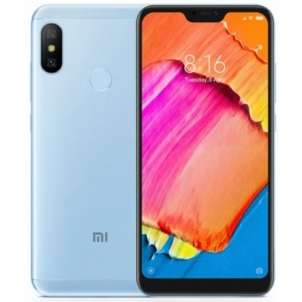 Xiaomi Mi A2 Lite 4/32GB синий