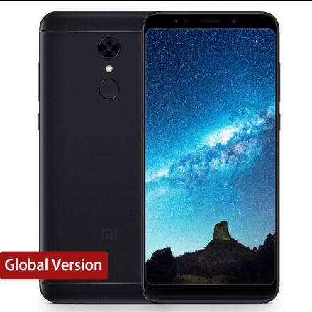 Xiaomi RedMi 5 3/32Gb черный