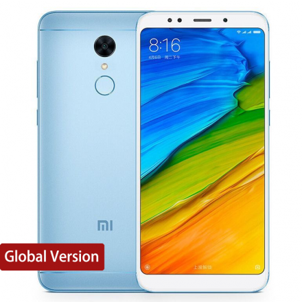 Xiaomi RedMi 5 3/32Gb синий