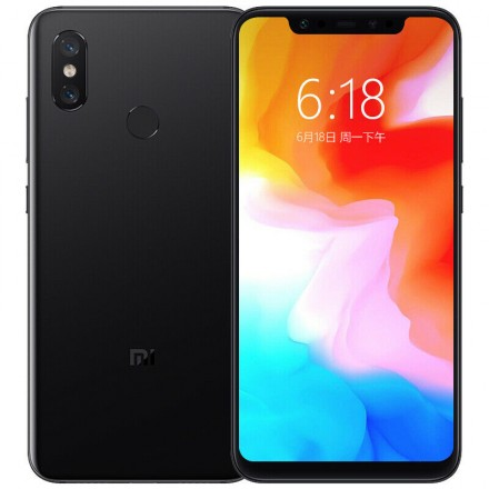 Xiaomi Mi8 6/128GB черный