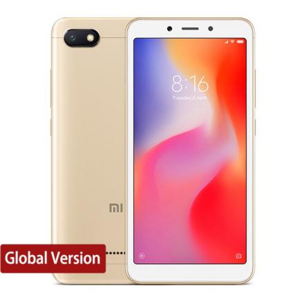 Xiaomi RedMi 6A 3/32Gb золотистый